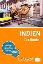 Stefan Loose Reiseführer Indien (Norden)